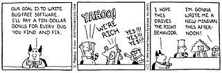 Dilbert-minivan
