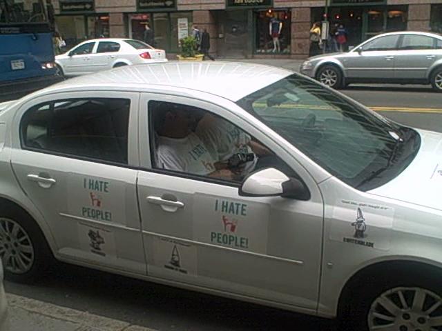Hatemobile